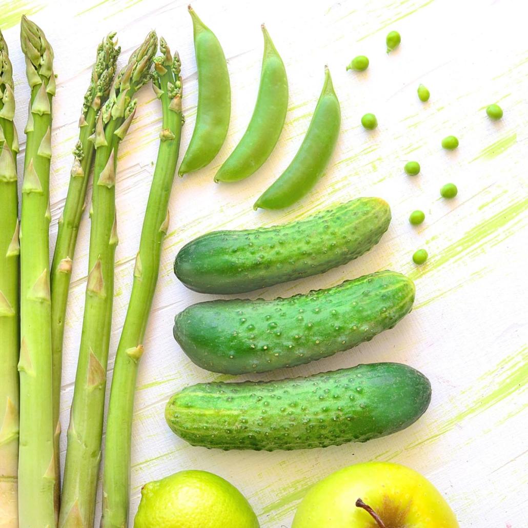 Légumes verts Mourlhon