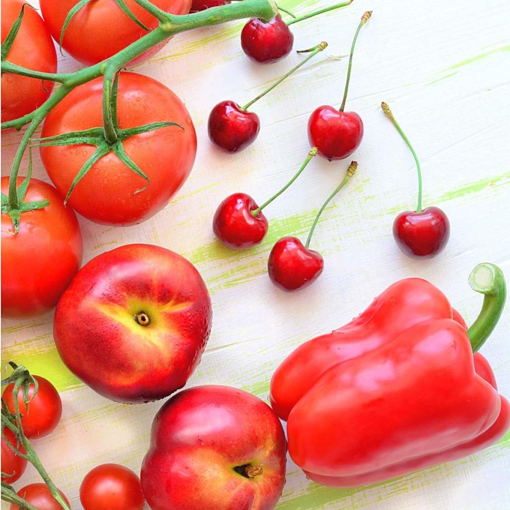 Fruits rouge Mourlhon